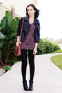 Black-boots-black-jacket-black-leggings-brick-red-bag-maroon-top