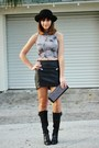 Black-etienne-aigner-boots-black-forever21-bag-black-hm-skirt