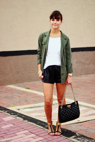 WHAT TO WEAR WITH MILITARY JACKETS FOR WOMEN05