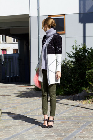 shein cardigan - CNdirect pants