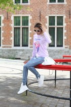 MrGUGU& Miss GO sweatshirt