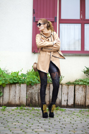 wholesalebuying boots - Lovelywholesale coat - DressLink leggings