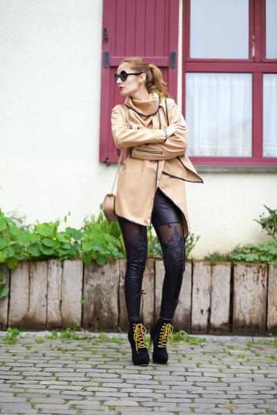 wholesalebuying boots - Lovelywholesale coat - DressLink leggings
