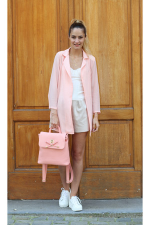Poppy Lovers blazer - Jolly Chic bag