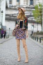 Choies boots - DressLink jacket