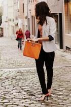 pull&bear purse - Zara heels