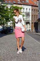 DressLink t-shirt - Viparo skirt