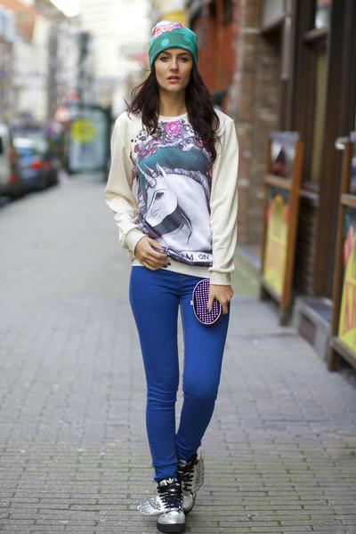 MrGUGU& Miss GO hat - MrGUGU& Miss GO sweater