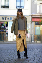Yoins skirt - CNdirect jacket - chichwish top