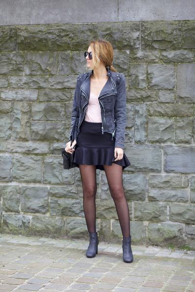 lookbookstore jacket - Fiore tights