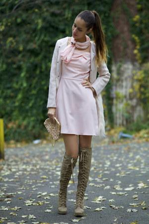 inlovewithfashion dress - Pretty Purple Boutique accessories