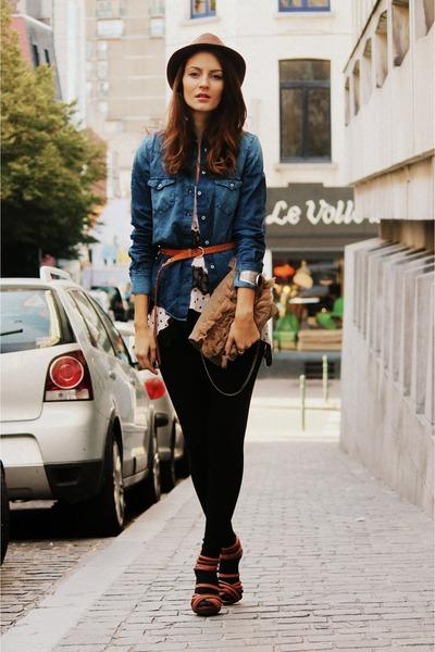 Bershka heels