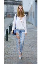 DressLink blouse - DressLink bag