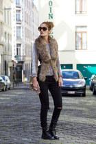 wholesalebuying vest - DressLink boots - Newdress blouse - Tinydeal iphone case