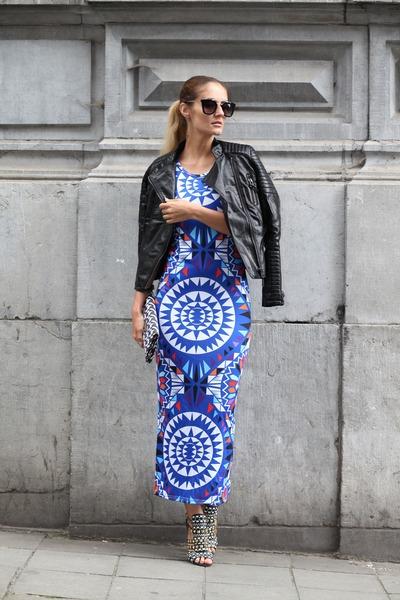 lightinthebox dress - GCAROL jacket