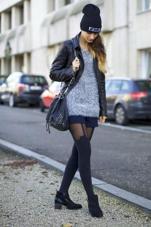 Wholesale7 boots - romwe sweater