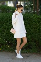 shein sweater - Fiore tights