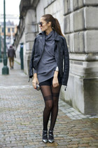 Fiore tights - romwe jumper