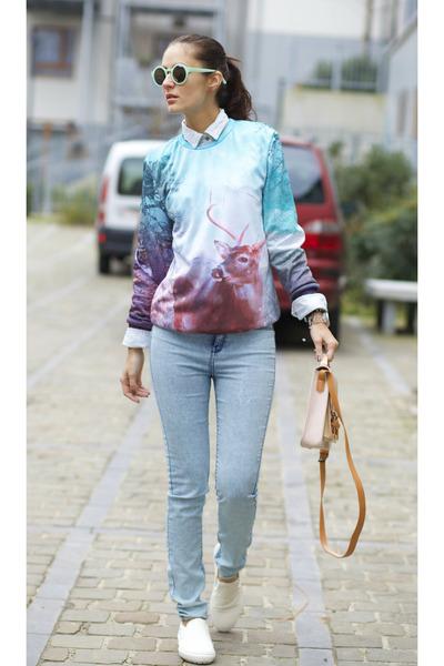 MrGUGU& Miss GO sweater