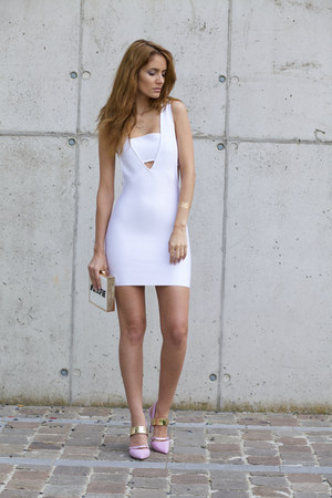 Hego dress - asos heels