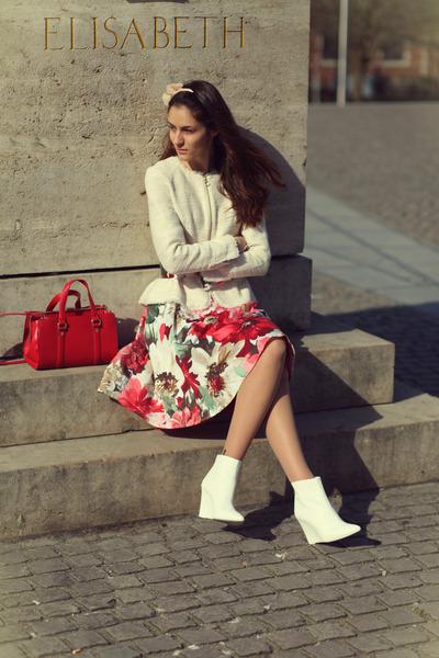 Ziggo dress - H&M wedges