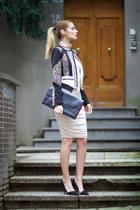 shein jacket - Hedonia dress