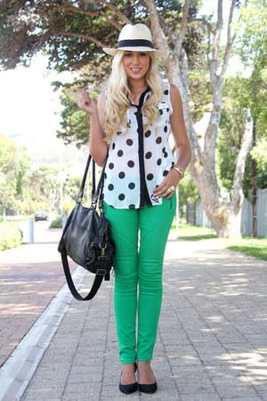 green Mr Price jeans