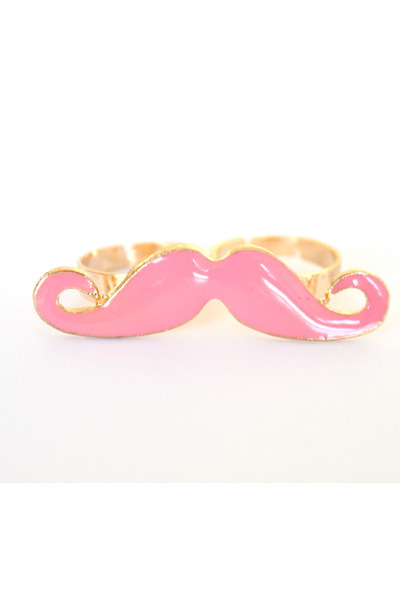 bubble gum double finger i Candy ring