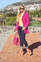 hot pink windsorstorecom bag