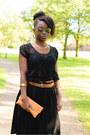 Black-lace-crop-miss-selfridge-top-midi-peacocks-skirt-tan-vintage-sandals