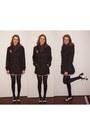 Off-white-asos-dress-dark-gray-coat-black-asos-heels