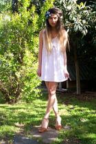 Ayres dress - PERUGIA shoes
