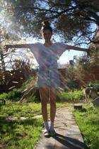 Vestite y Andate t-shirt - vintage shorts - shoes