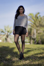 Black-platforms-jeffrey-campbell-shoes-black-final-touch-shorts-heather-gray