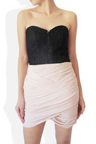 pink STYLESOFIACOM skirt