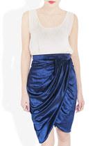 navy StyleSofia skirt