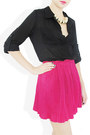 Hot-pink-stylesofia-skirt
