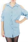 Blue-stylesofia-shirt
