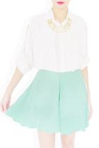 aquamarine StyleSofia shorts