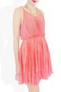 Coral-coral-tie-dress-stylesofia-dress