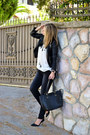 Black-stradivarius-jeans-black-choies-jacket-black-new-look-bag