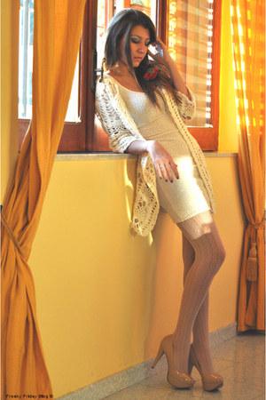 Zara shoes - H&M Trend dress