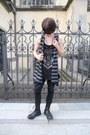 Black-pure-trash-boots-black-denim-co-jeans-black-offbrand-sunglasses