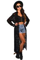 duster kimono Saltwater Gypsy Vintage jacket