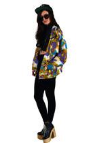 bomber jacket Saltwater Gypsy Vintage jacket