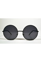 circle sunnies sunglasses