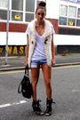 White-lna-t-shirt-beige-boohoocom-jacket-blue-levis-shorts-black-topshop-b