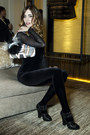 Black-leather-prada-shoes-black-velvet-daniele-carlotta-dress