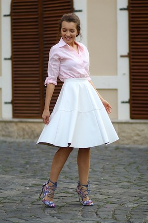 AmiClubWear shoes - choiescom shirt - choiescom skirt