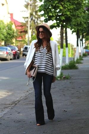 Romwecom shirt - kurtmann bag - Romwecom sunglasses